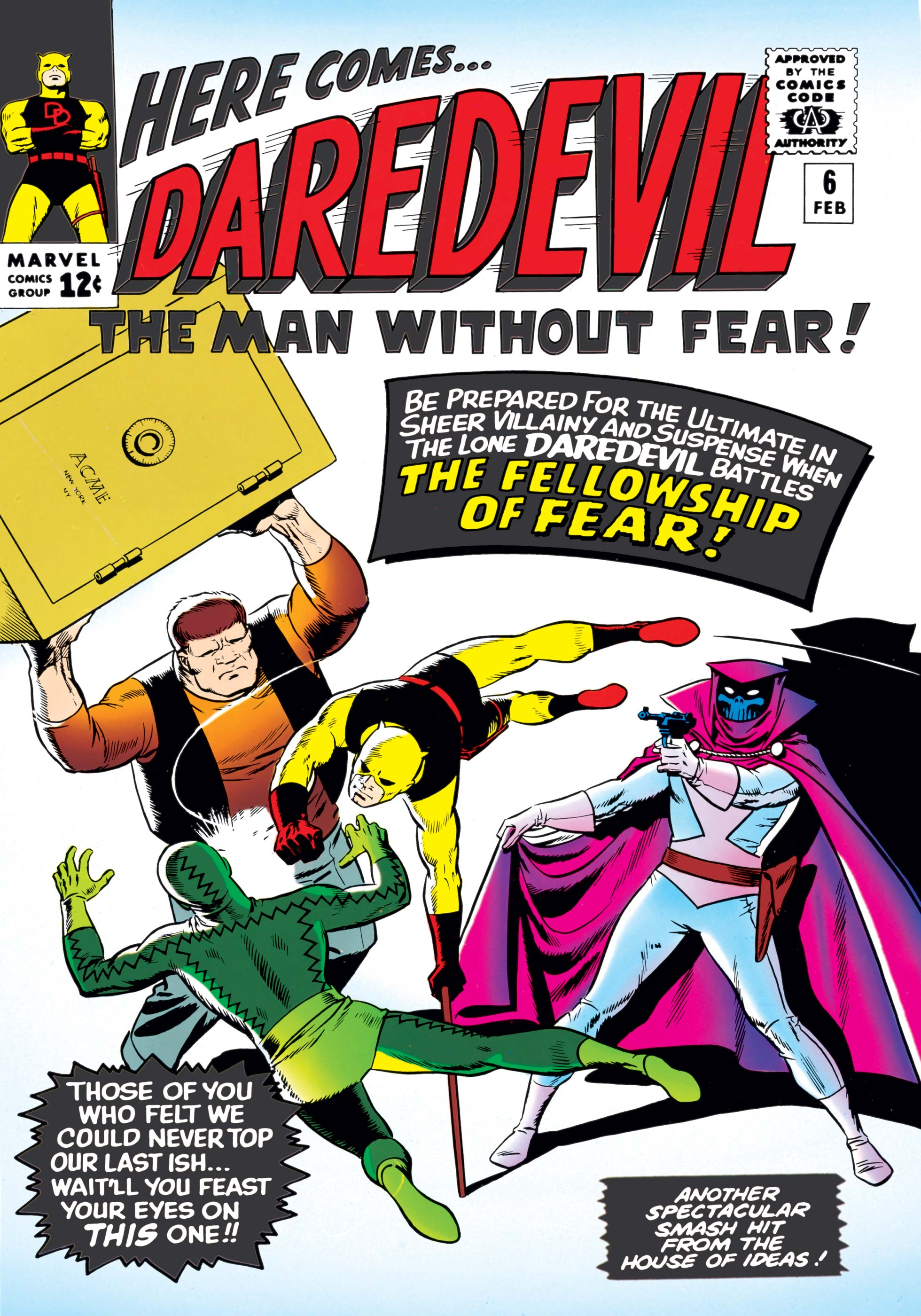Daredevil (1964) #6