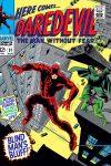 DAREDEVIL (1964) #31 Cover