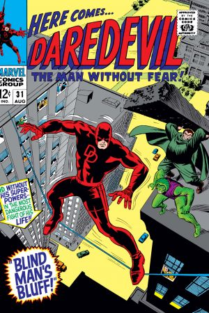 Daredevil (1964) #31