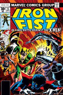 Iron Fist (1975) #15