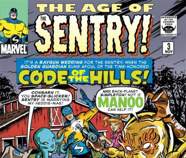 Age of Sentry #3