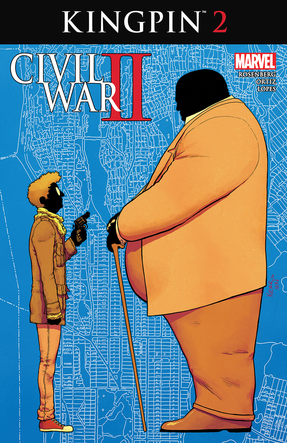 Civil War II: Kingpin (2016) #2