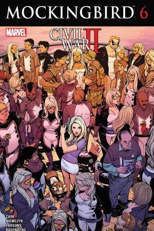 Mockingbird #6