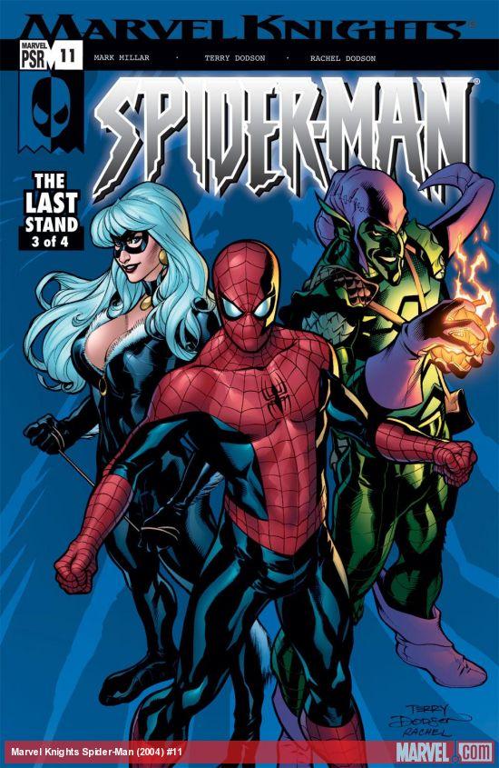 Marvel Knights Spider-Man (2004) #11