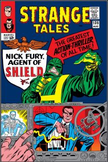 Strange Tales (1951) #135