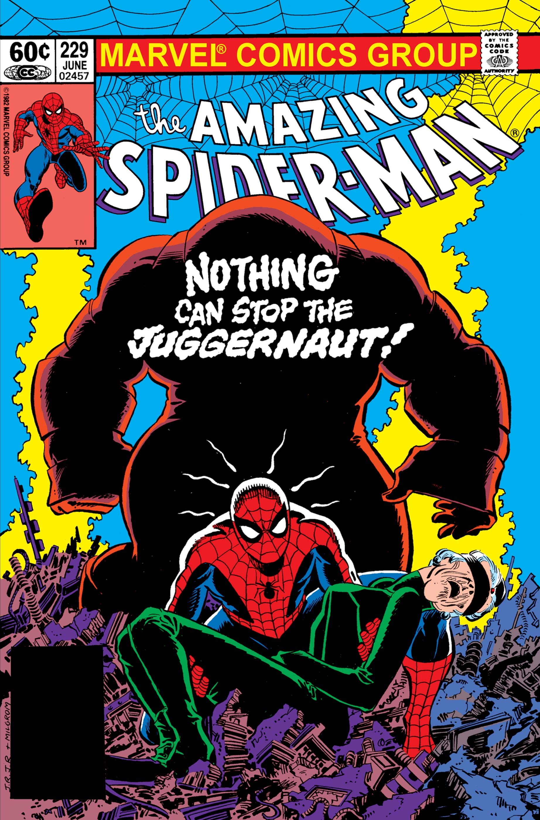The Amazing Spider-Man (1963) #229