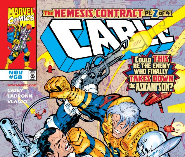 Cable (1993) #60