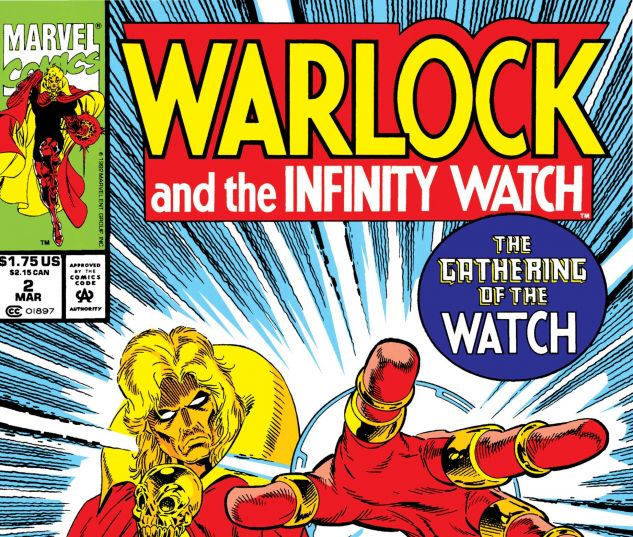 WARLOCK AND THE INFINITY WATCH (1992) #2