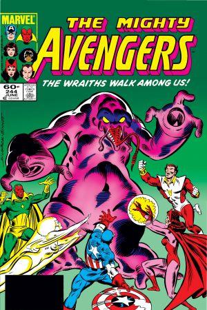 Avengers (1963) #244