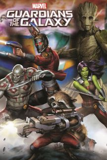 Marvel Universe Guardians of the Galaxy Vol. 4 (Digest)