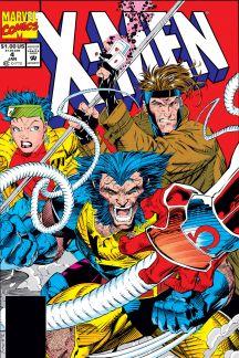 X-Men (1991) #4