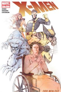 X-Men: Odd Men Out #1