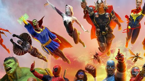 Marvel Minute - Apr 10