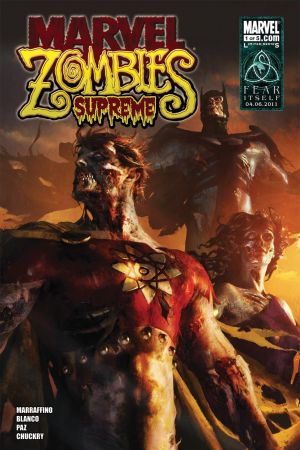 Marvel Zombies Supreme #1