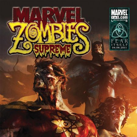 Marvel Zombies Supreme (2010-2011)