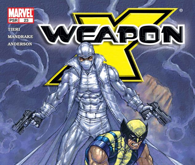 WEAPON X (2002) #23