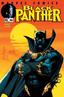 Black Panther (1998) #46