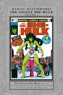 Marvel Masterworks: The Savage She-Hulk Vol. 1 (Hardcover)