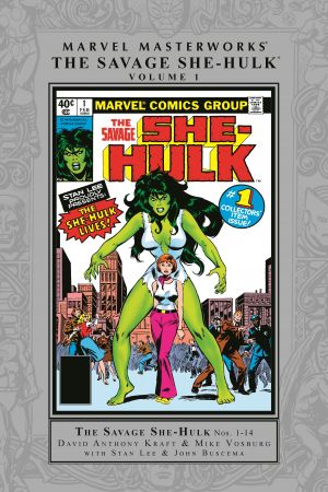 MARVEL MASTERWORKS: THE SAVAGE SHE-HULK VOL. 1 HC (Hardcover)