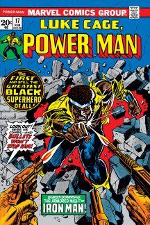 Power Man (1974) #17