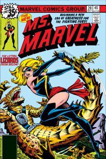Ms. Marvel (1977) #20