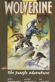 Wolverine: The Jungle Adventure (1989) #1