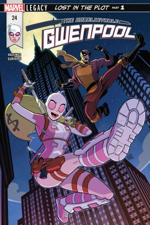 The Unbelievable Gwenpool (2016) #24