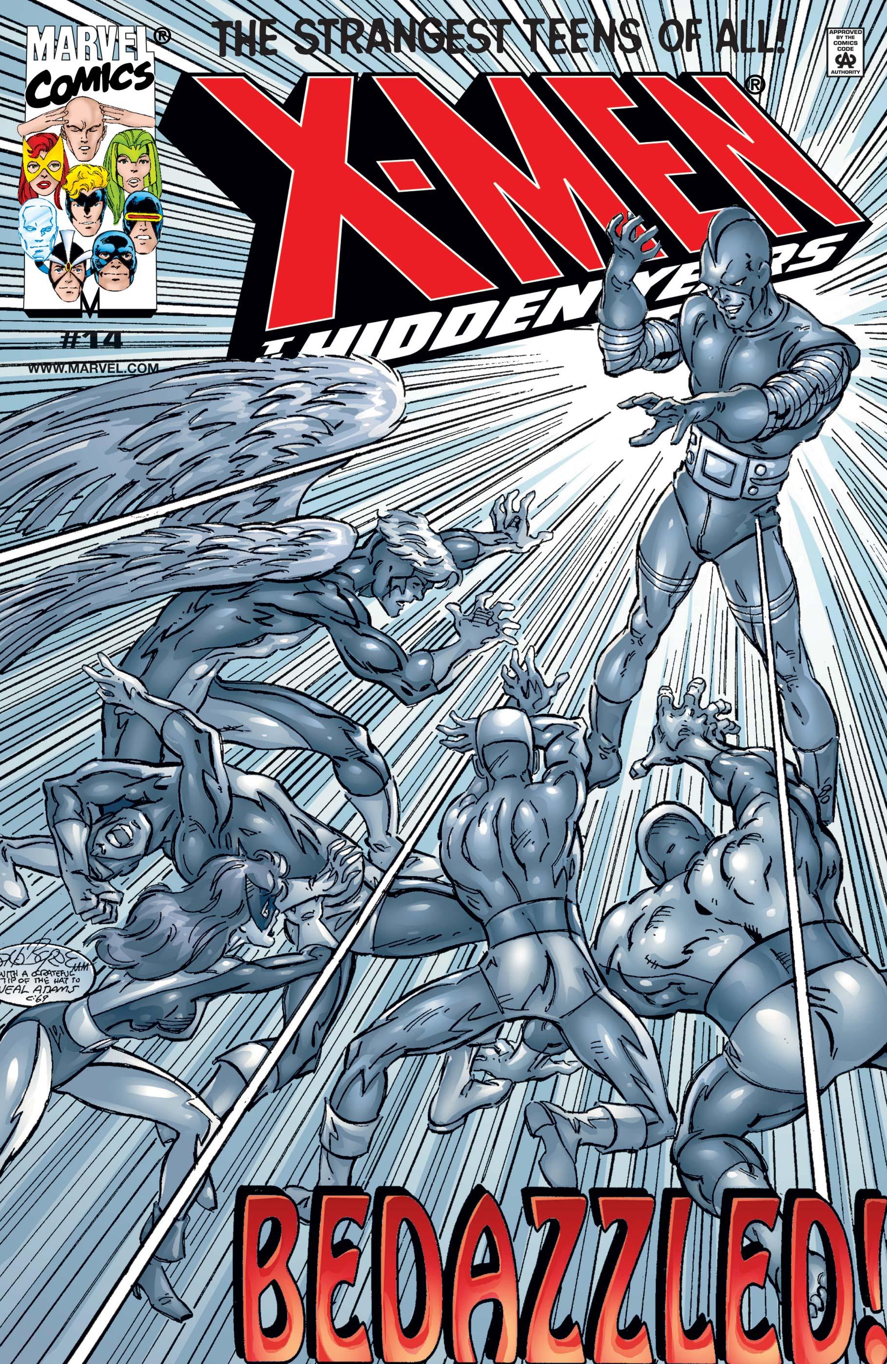 X-Men: The Hidden Years (1999) #14