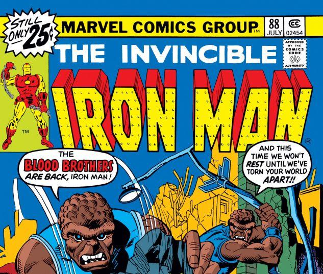 IRON MAN (1968) #88