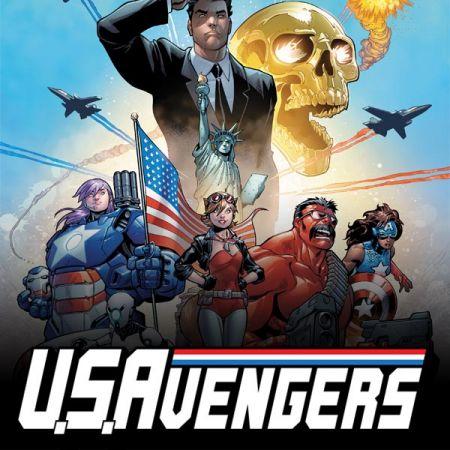 U.S.Avengers (2017 - Present)