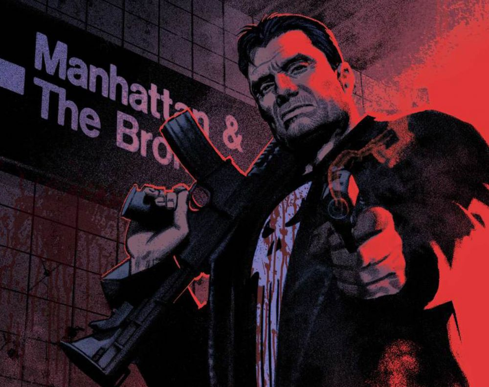 MATTHEW ROSENBERG TALKS PUNISHER'S NEXT TARGETS