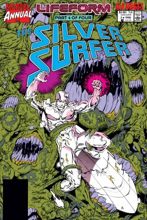 Silver Surfer Annual (1988) #3