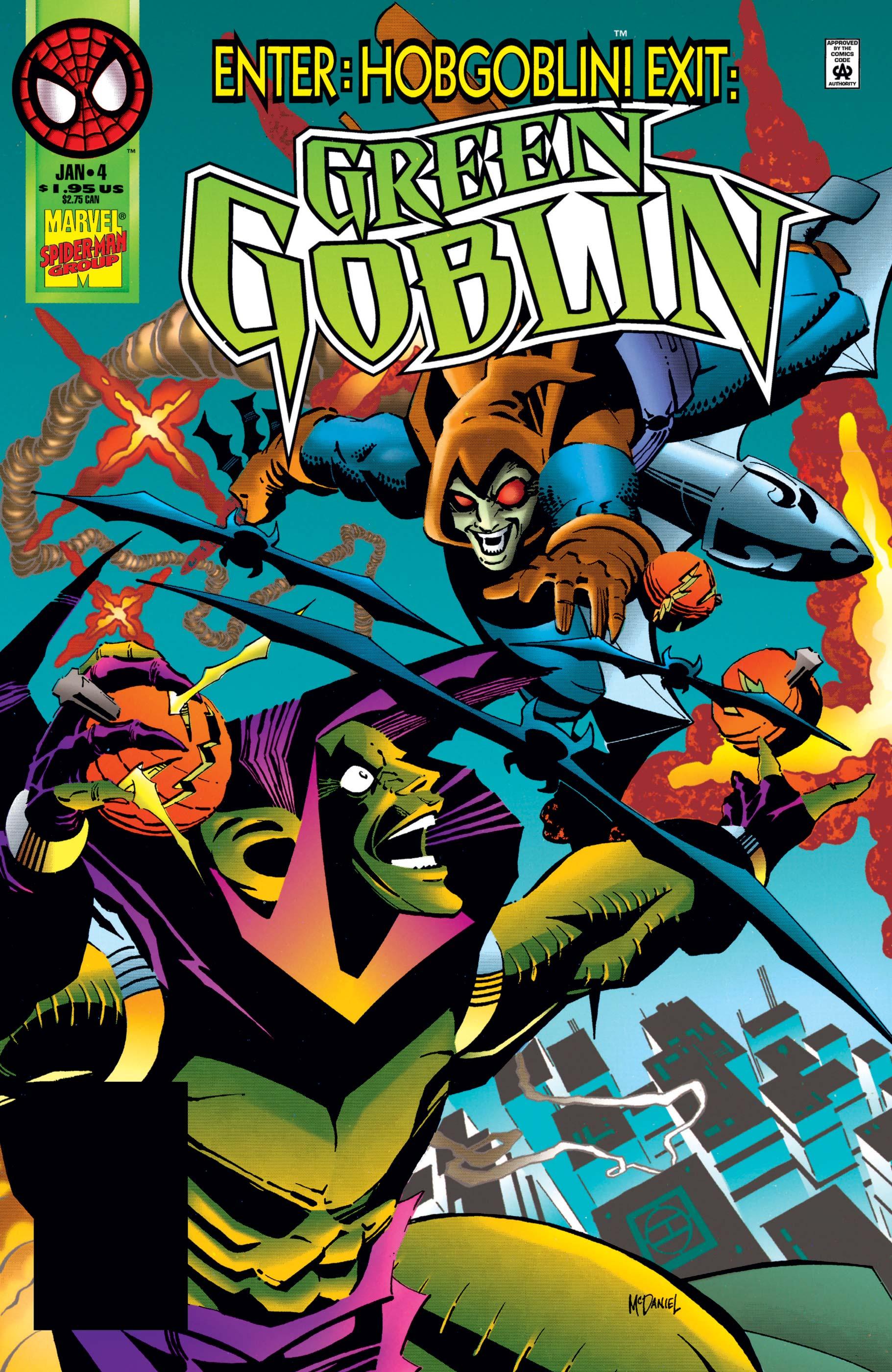Green Goblin (1995) #4