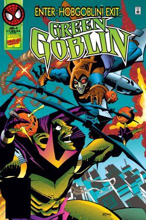 Green Goblin #4