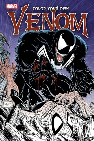 Color Your Own Venom (Trade Paperback)
