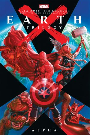 Earth X Trilogy Omnibus: Alpha (Hardcover)