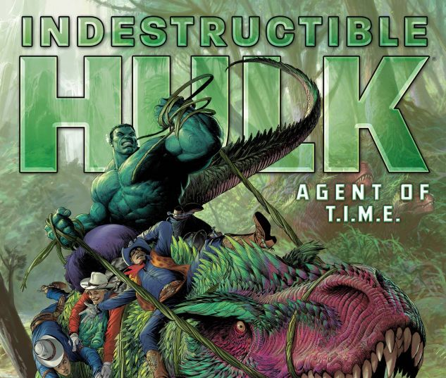 Indestructible Hulk (2012) #12