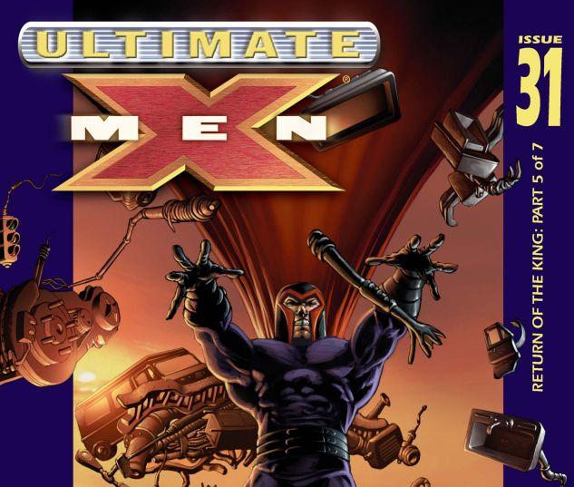 Ultimate X-Men (2001) #31