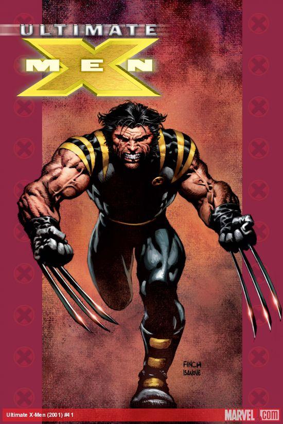 Ultimate X-Men (2001) #41