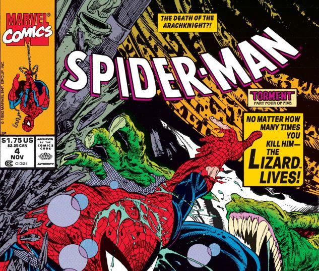 Spider-Man (1990) #4