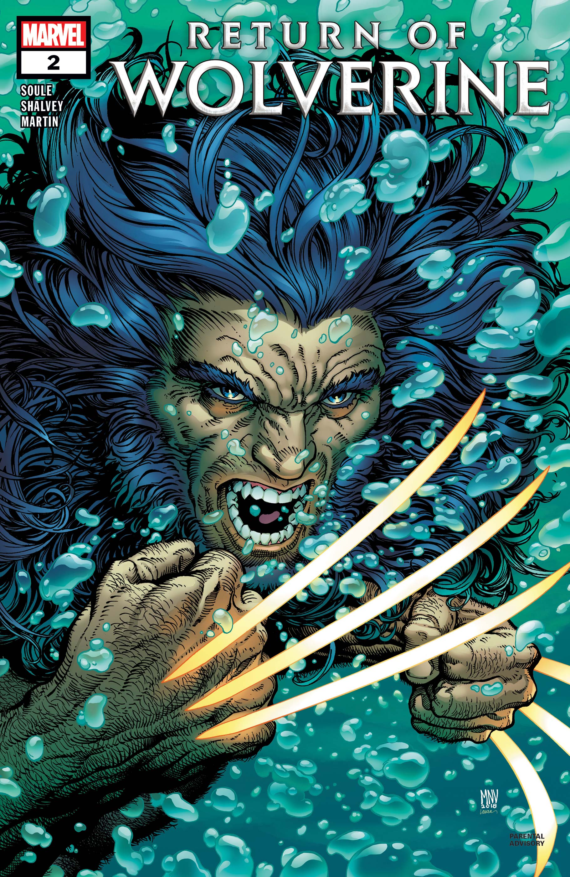 Return of Wolverine (2018) #2
