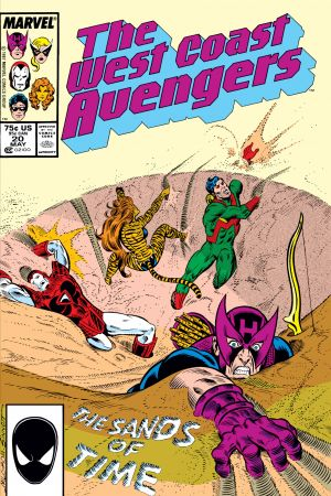 West Coast Avengers #20