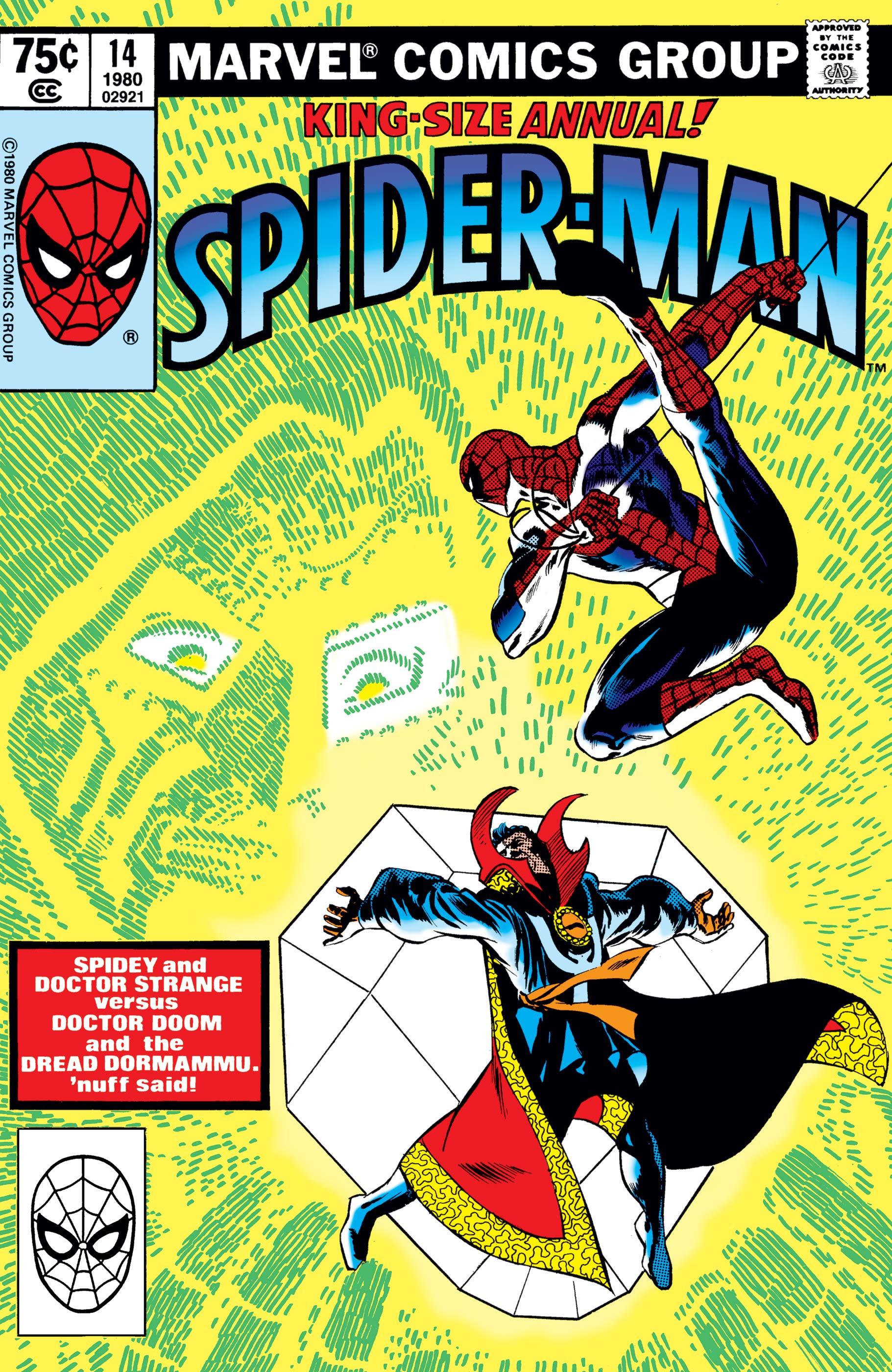 Amazing Spider-Man Annual (1964) #14