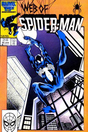Web of Spider-Man (1985) #22