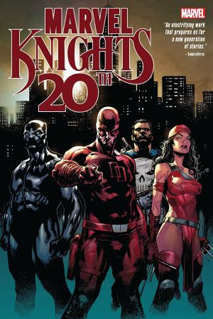 Marvel Knights: 20th (Trade Paperback)
