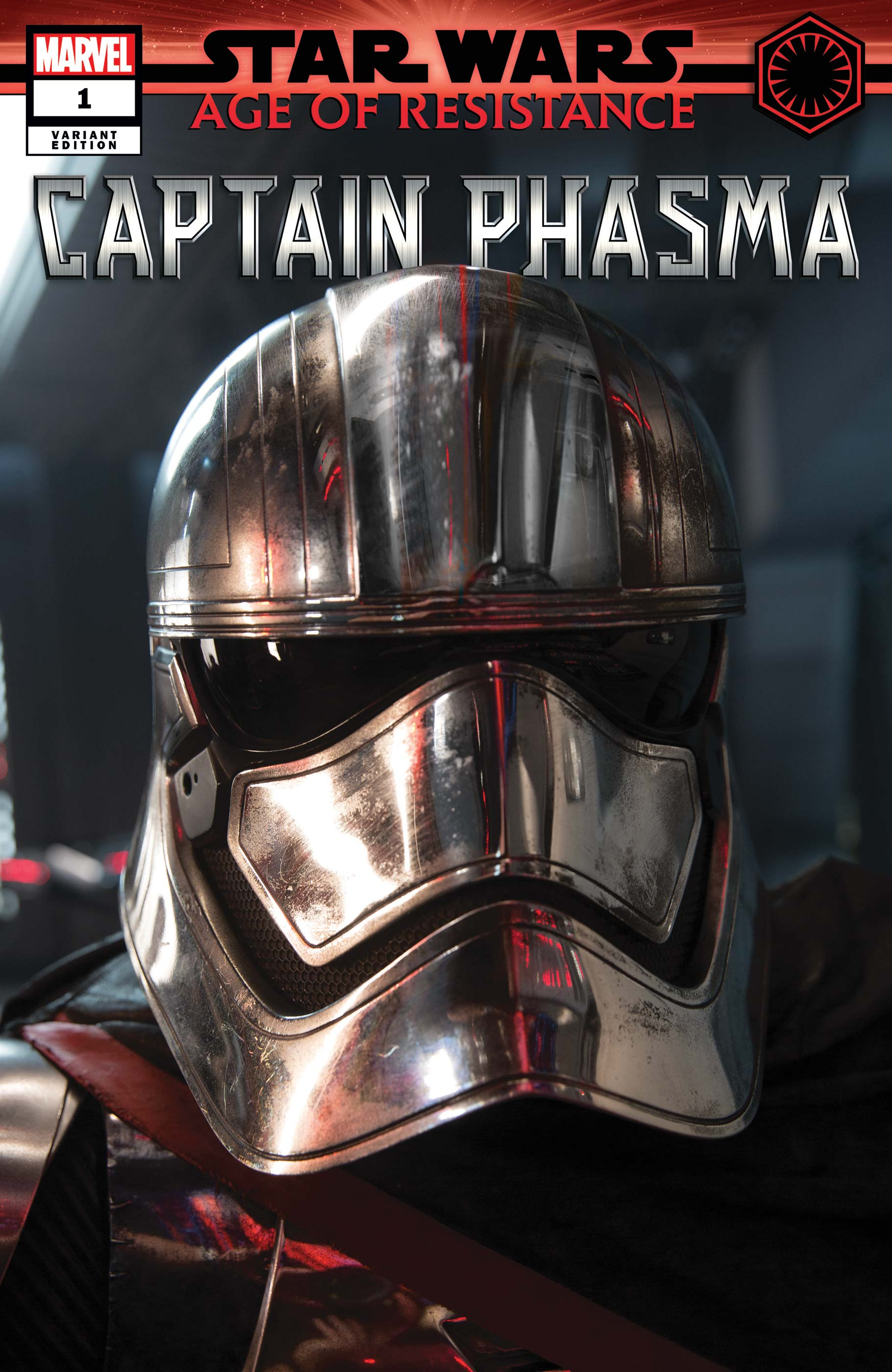 Star Wars: Age Of Resistance - Captain Phasma (2019) #1 (Variant)