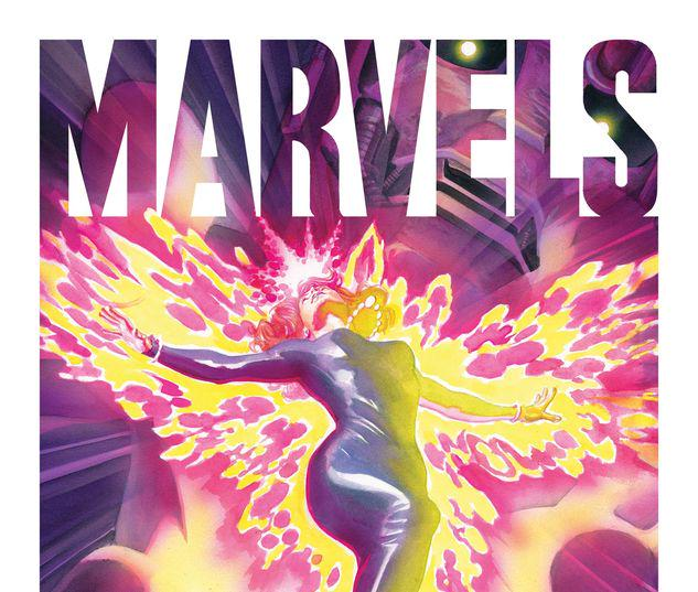 MARVELS EPILOGUE 1 #1