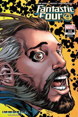 Fantastic Four (2018) #14 (Variant)