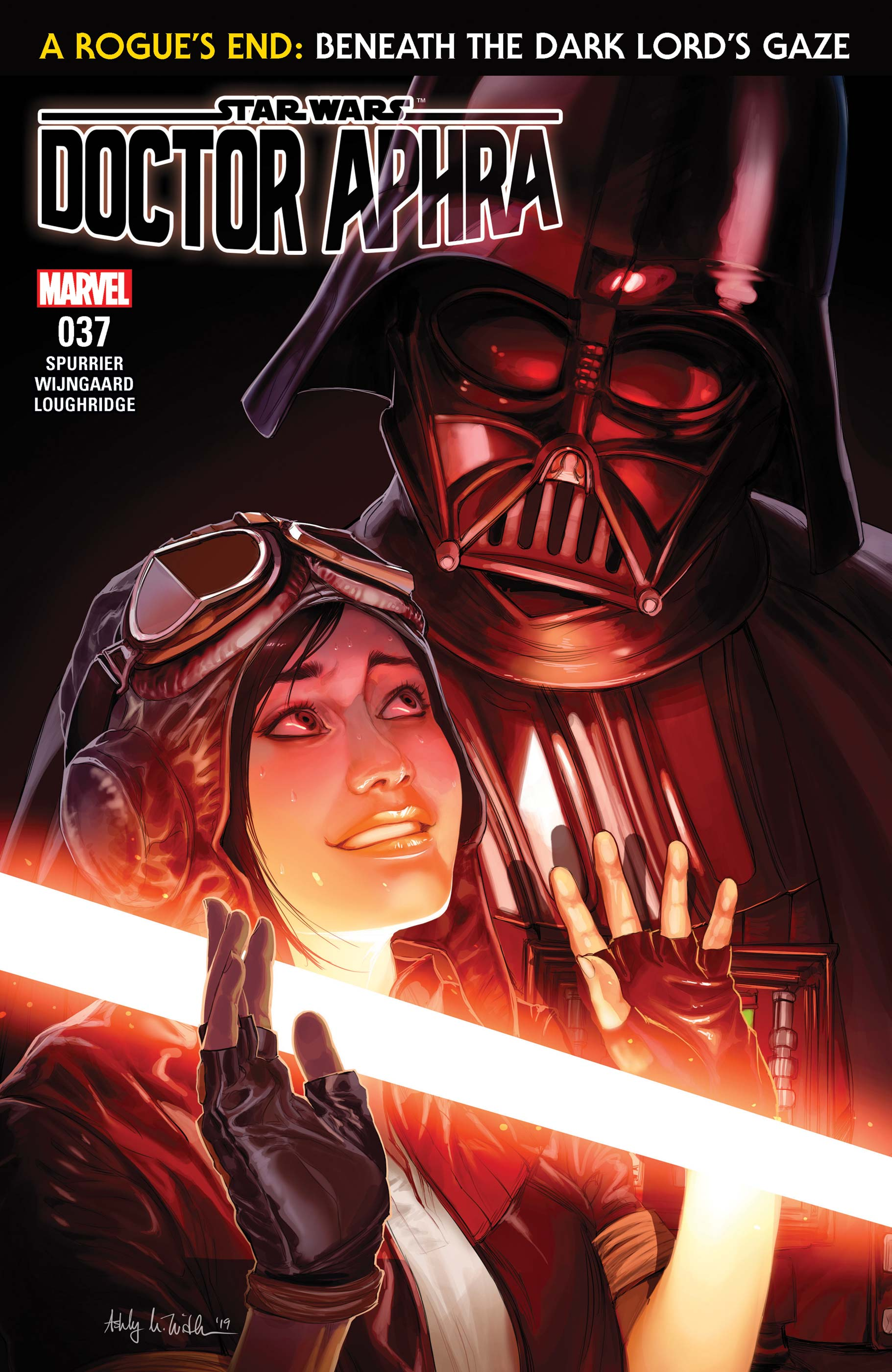 Star Wars: Doctor Aphra (2016) #37