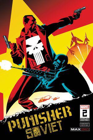Punisher: Soviet (2019) #2 (Variant)
